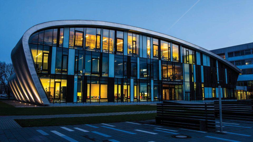 Výukové centrum Lékařské fakulty Univerzity Karlovy v Hradci Králové