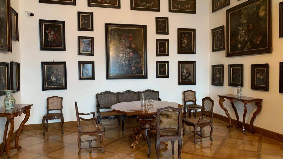 Náchodský zámek mění po několika desítkách let hlavní návštěvnický okruh
