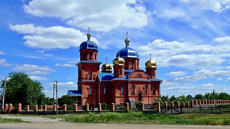 Pravoslavné kostely, které jsou na každém kroku na Ukrajině
