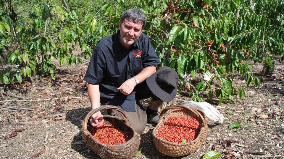 Voňavé putování za kávou s Jiřím Sýkorou - Kuba