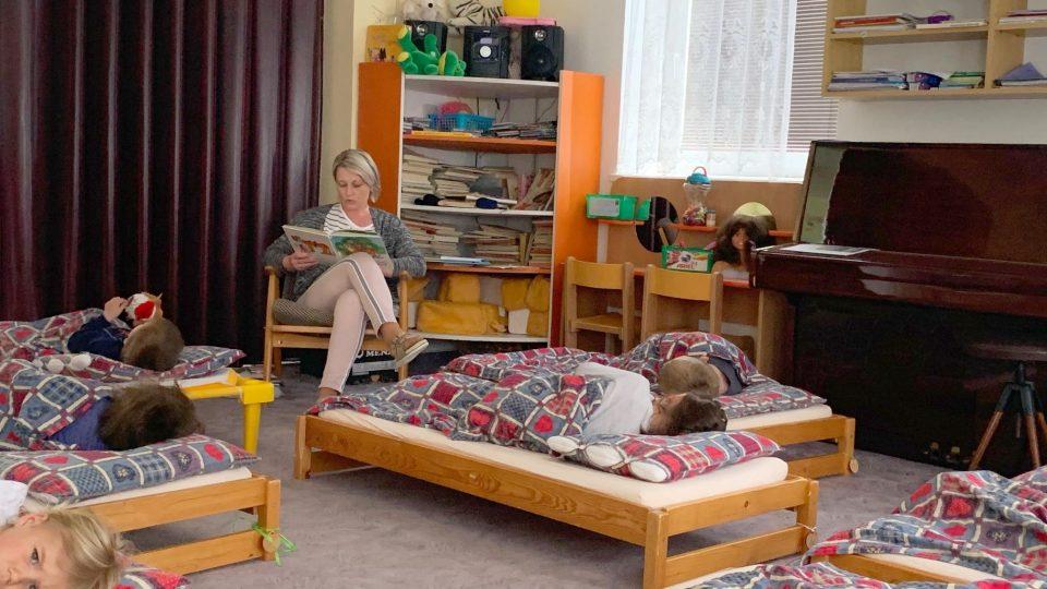 S nedostatkem místa bojuje mateřská škola v Novém Hrádku na Náchodsku
