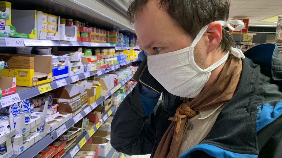 V České Skalici pomáhají skauti s nákupy potravin i léků