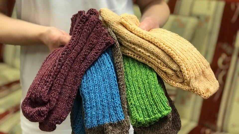 Náchodská nemocnice žádá veřejnost o pletené ponožky