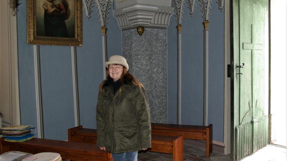 Zámecká kaple opět slouží svému původnímu poslání