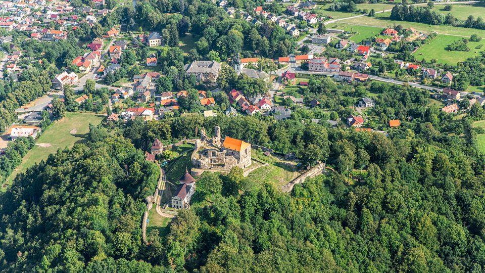 Česko z nebe - Potštejn