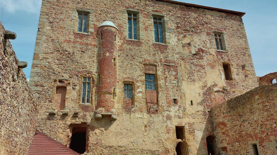 Královský palác Točníku