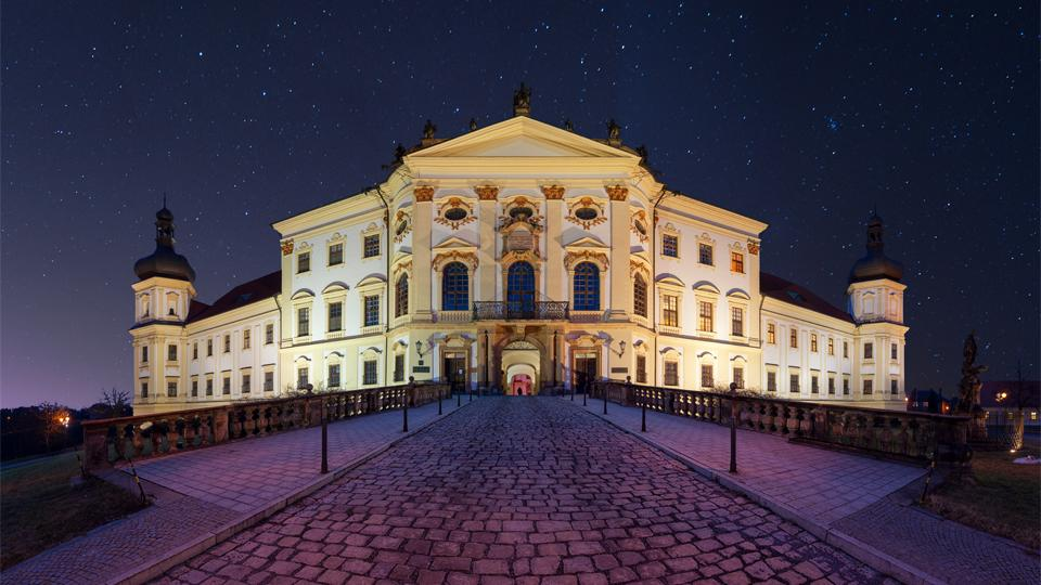 Klášterní Hradisko Olomouc