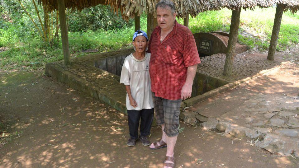 Z návštěvy Milana Bureše ve Vietnamu