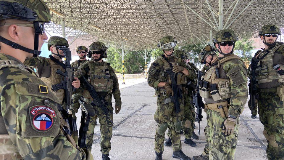 Vojáci patří k tomu nejlepšímu, co česká armáda má