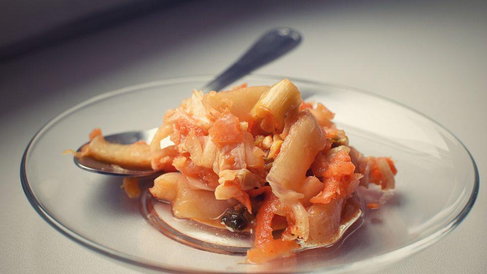 Kimchi je korejský zázrak, který posiluje imunitu, tvrdí Štěpán Hodač