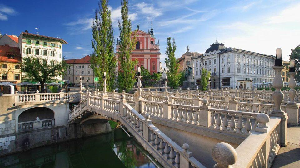 Plečnikova Lublaň