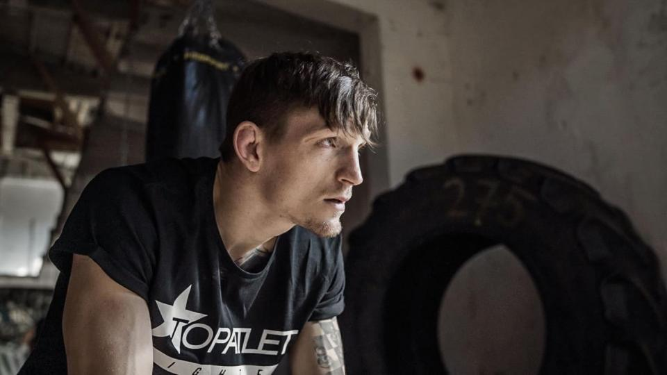 David Dvořák, bojovník MMA