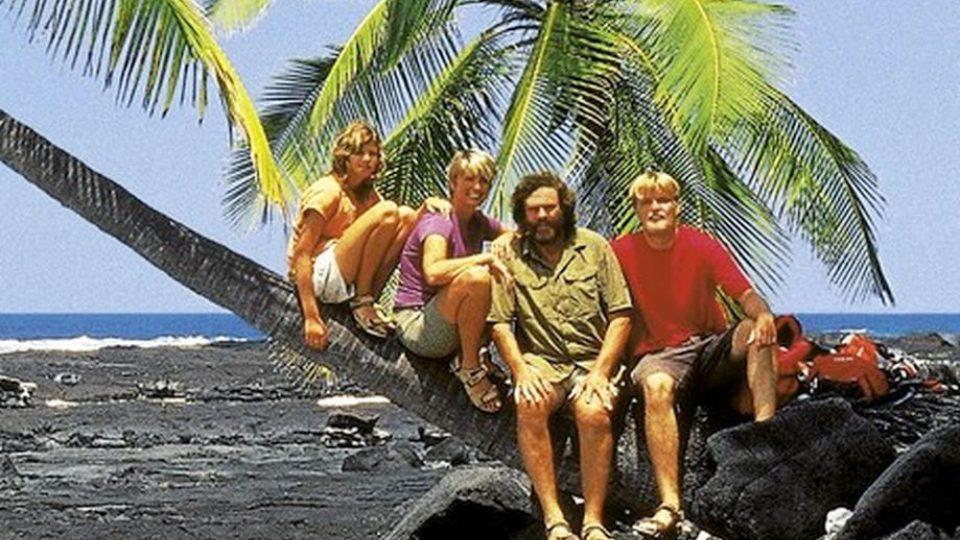 Havajské ostrovy - z knihy cestovatele a dobrodruha Leoše Šimánka