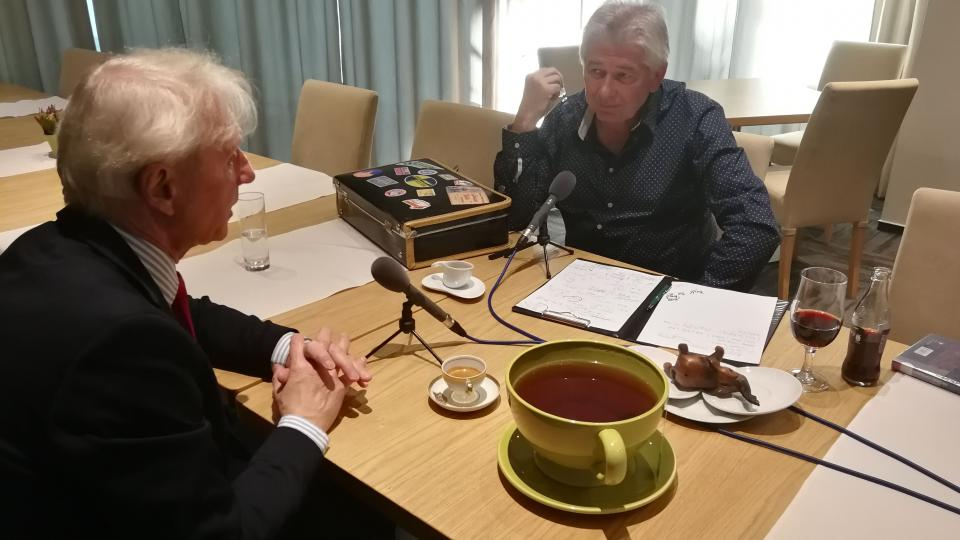 Ladislav Špaček v rozhovoru s Petrem Voldánem