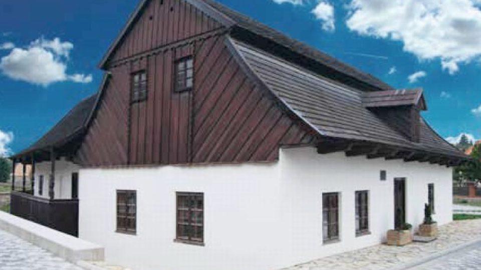 Rodný domek F. Vl. Heka