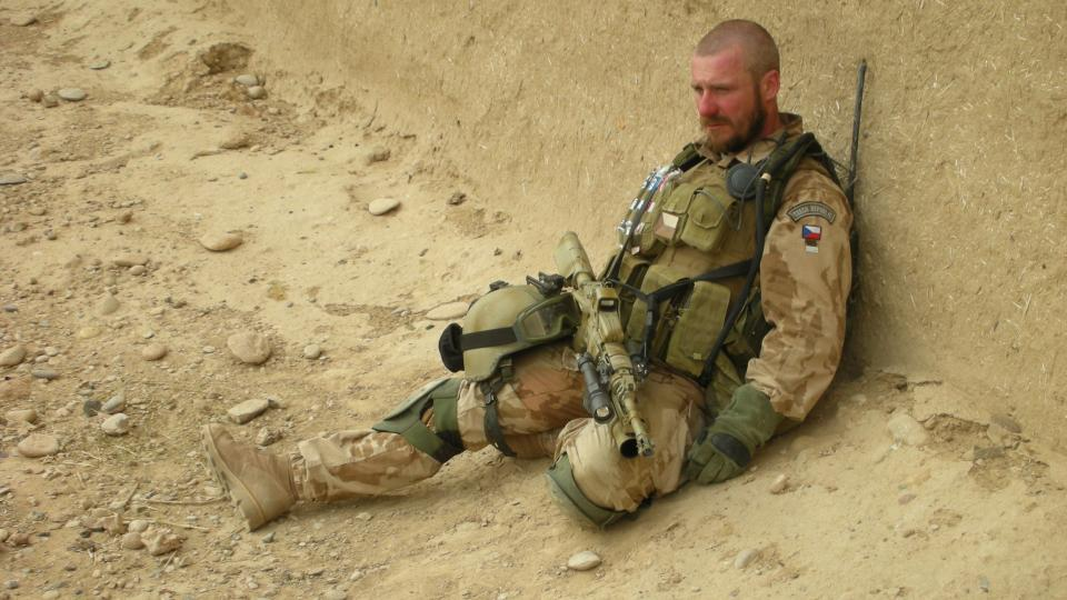 Mise v Afghánistánu