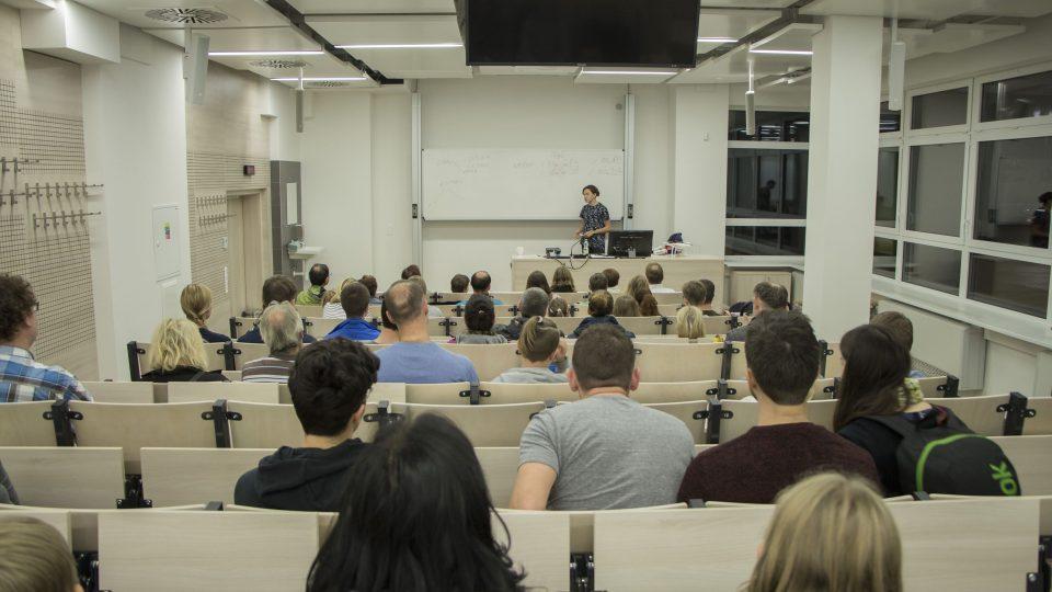 Noc vědců na Univerzitě Hradec Králové