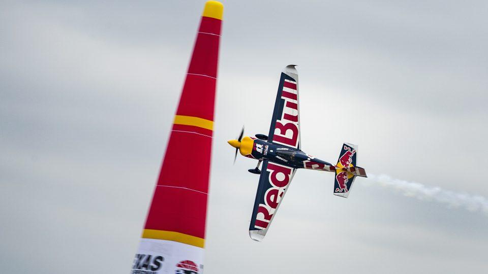Martin Šonka v rozhodujícím závodě
