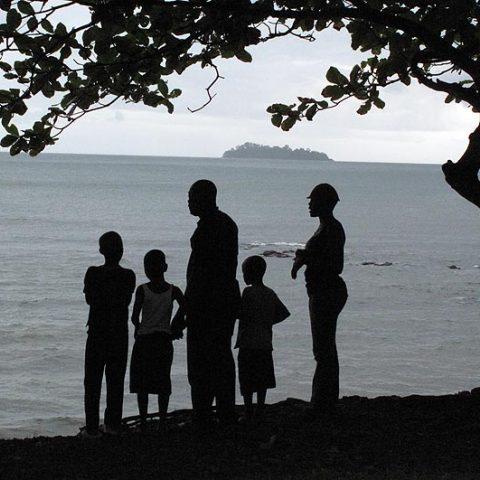 Vyhlídka na Guinejský záliv