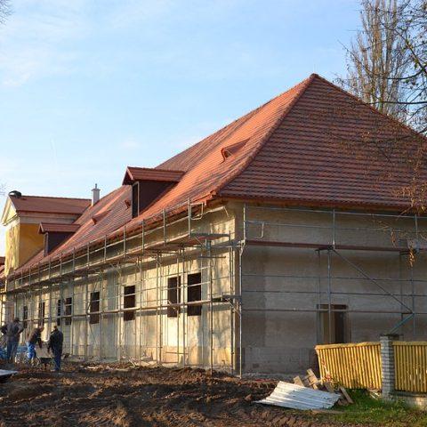 Rekonstrukce hřebčína v Kladrubech