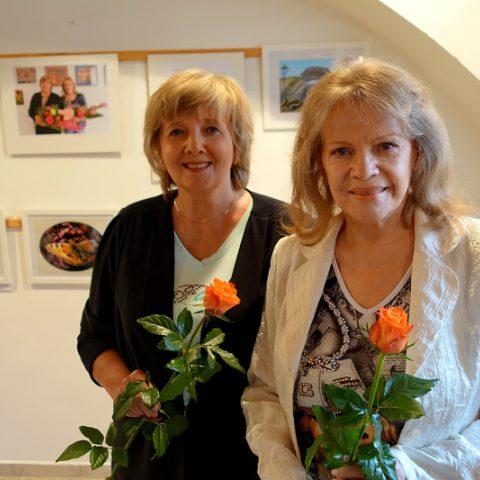 Eva Pilarová a Helena Štefanová