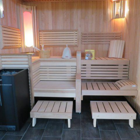 U sauny je rozhodující druh dřeviny uvnitř kabiny a kvalitní topidlo