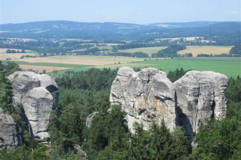 Český ráj - Hrubosklsko