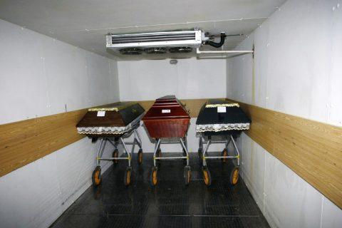 Krematorium (ilustrační foto)