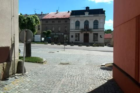 náměstí ve Vamberku