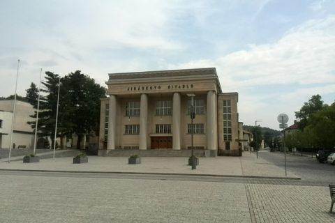Hronov - Jiráskovo divadlo