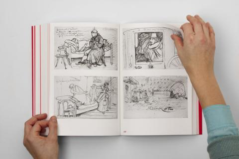 Nová kniha Před komiksem