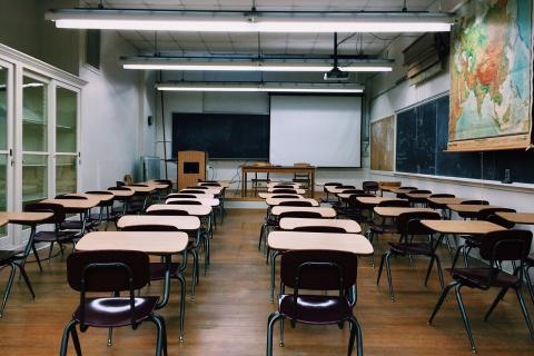 Školní třída (ilustrační foto)