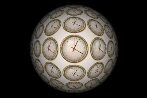 Čas a hodiny měří neúprosně všem stejně