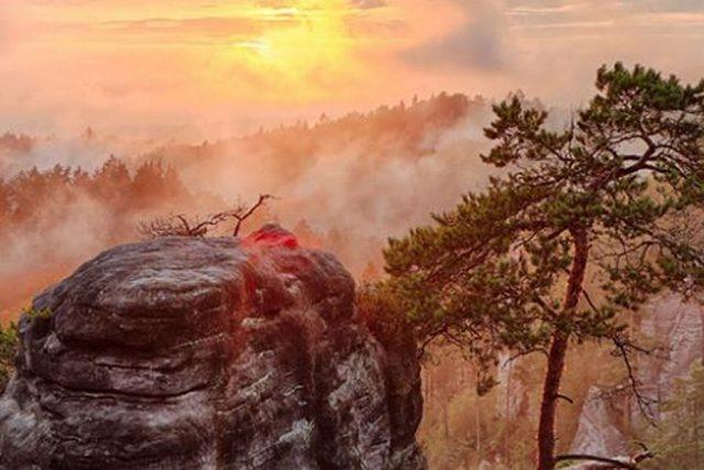 Okouzlení Prachovskými skalami