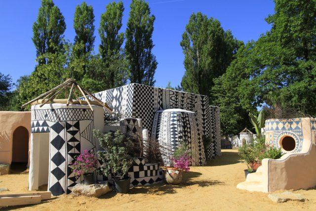 Roman Hynek staví domy pro zvířata