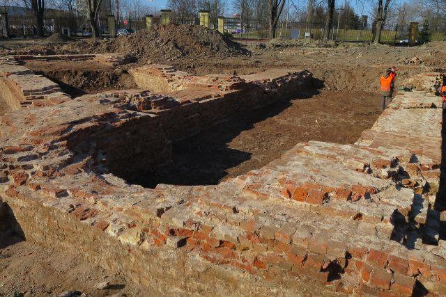 Kavalír 33 pevnostního systému v Hradci Králové | foto: Milan Baják