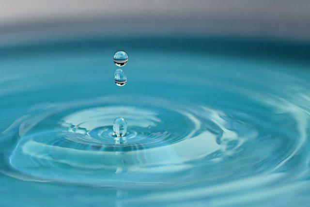 Čistá voda (ilustrační foto)