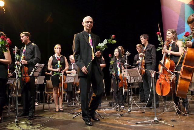 Komorní orchestr Univerzity Hradec Králové