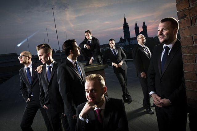 Vokální soubor Gentlemen Singers | foto: Vokální soubor Gentlemen Singers