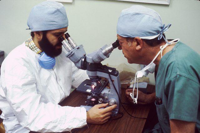 Lékaři (ilustrační foto)