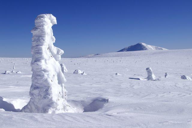 Krkonoše v zimě