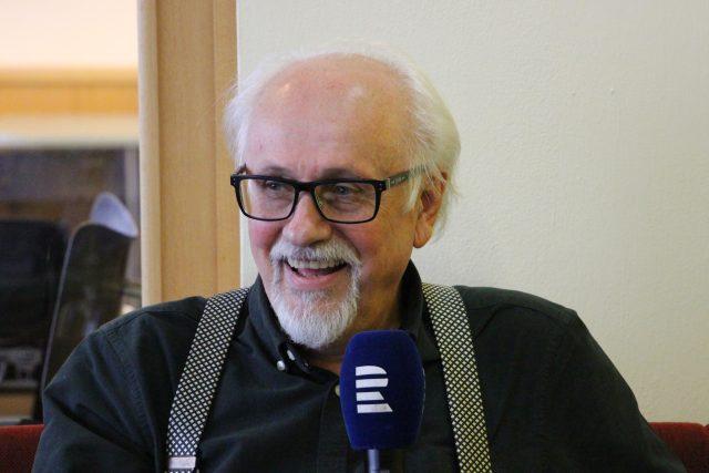 Václav Knop v radioklubu