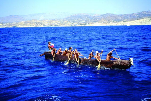 Expedice Monoxylon 1998