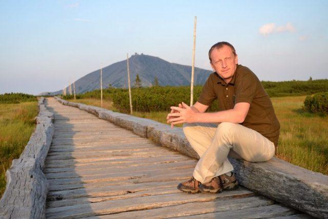 Robin Böhnisch | foto: Správa Krkonošského národního parku