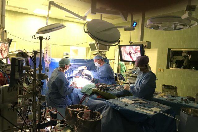 Miniinvazivní operace srdce