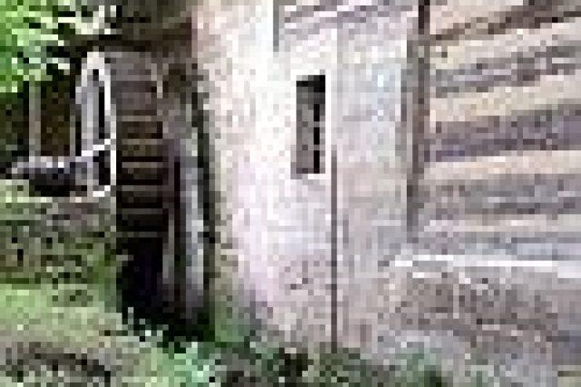 Roubený vodní mlýn