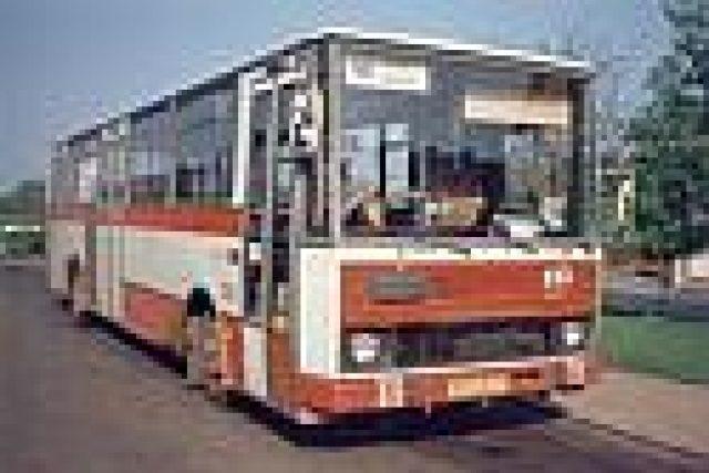 Autobus MHD