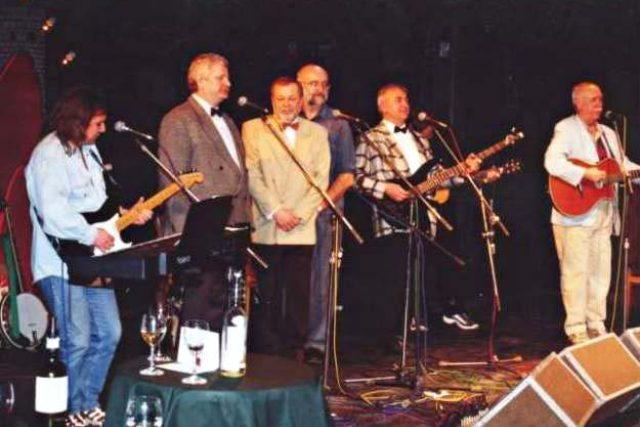 Legendární královéhradecká country kapela LOKÁLKA