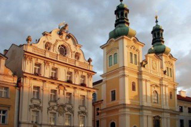 Kostel Nanebevzetí Panny Marie v Hradci Králové