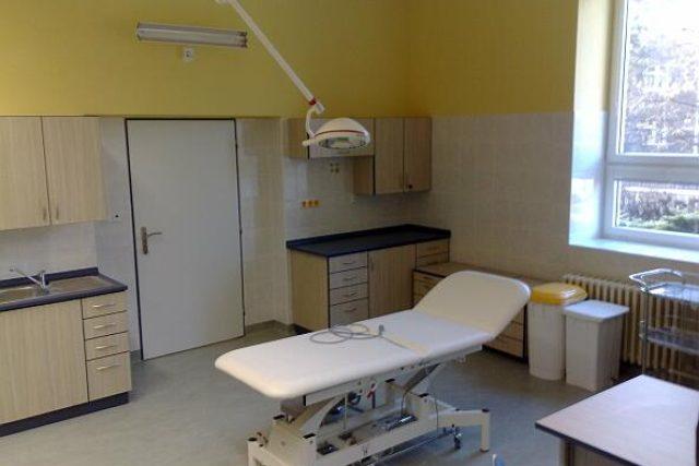 Nemocnice v Rychnově má nový pavilon chirurgie za 20 milionů